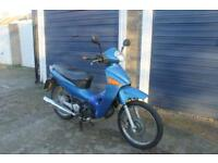 Honda anf 125cc moped scooter vespa piaggio yamaha gilera peugeot