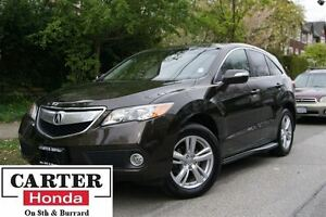 2015 Acura RDX w/Technology Package + NAVI + LEATHER + LOCAL!