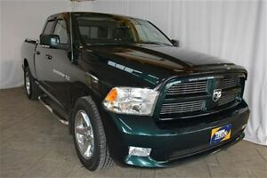 2011 Dodge Ram 1500 SPORT QUAD CAB 4X4 WITH NAVIGATION, 4 NEW TI