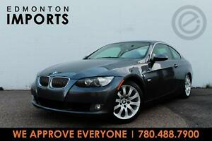 2007 BMW 328I COUPE | CERTIFIED | ONLY 93 KMS