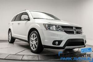 2016 Dodge Journey R/T CUIR TOIT AWD 7 PASSAGERS