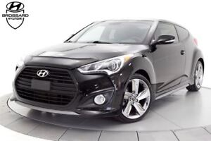 2014 Hyundai Veloster Turbo AUTOMATIQUE TOIT PANORAMIQUE GPS MAG