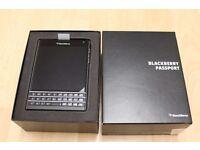 Brand New BlackBerry Passport Unlock 32GB Memory