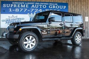 2011 Jeep WRANGLER UNLIMITED 4WD 4-Door 70th Anniversary Edition