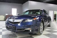 2013 Acura TL TECHNOLOGY PACKAGE NAVIGATION BACK UP CAMERA PUSH