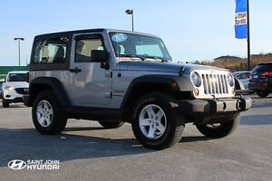 2013 Jeep Wrangler Sport! Automatic! 4X4! Hardtop!