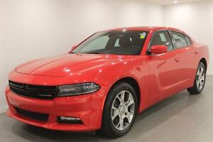 2016 Dodge Charger SXT|AWD|Auto|Red|Loaded