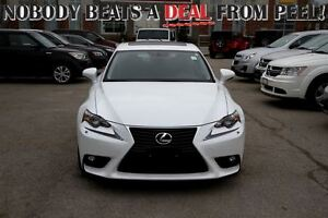 2015 Lexus IS 350 AWD CERTIFIED & E-TESTED!**WINTER SPECIAL!**