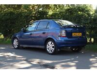 Vauxhall Astra 1.6 looks amazing