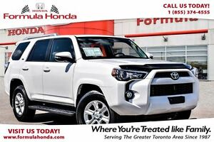 2014 Toyota 4Runner NAVIGATION AND SUNROOF