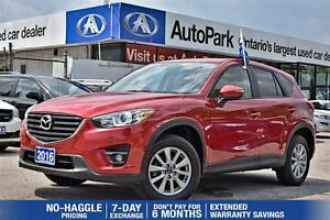 2016 Mazda CX-5 GS|AWD|Navigation|Sunroof