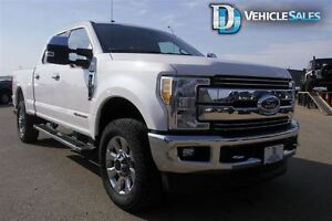 2017 Ford F-350 Lariat, Diesel, 4x4, Nav, Leather
