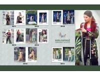 Designer Indian & Pakistani suits