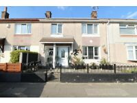 Three bedroomed house to rent