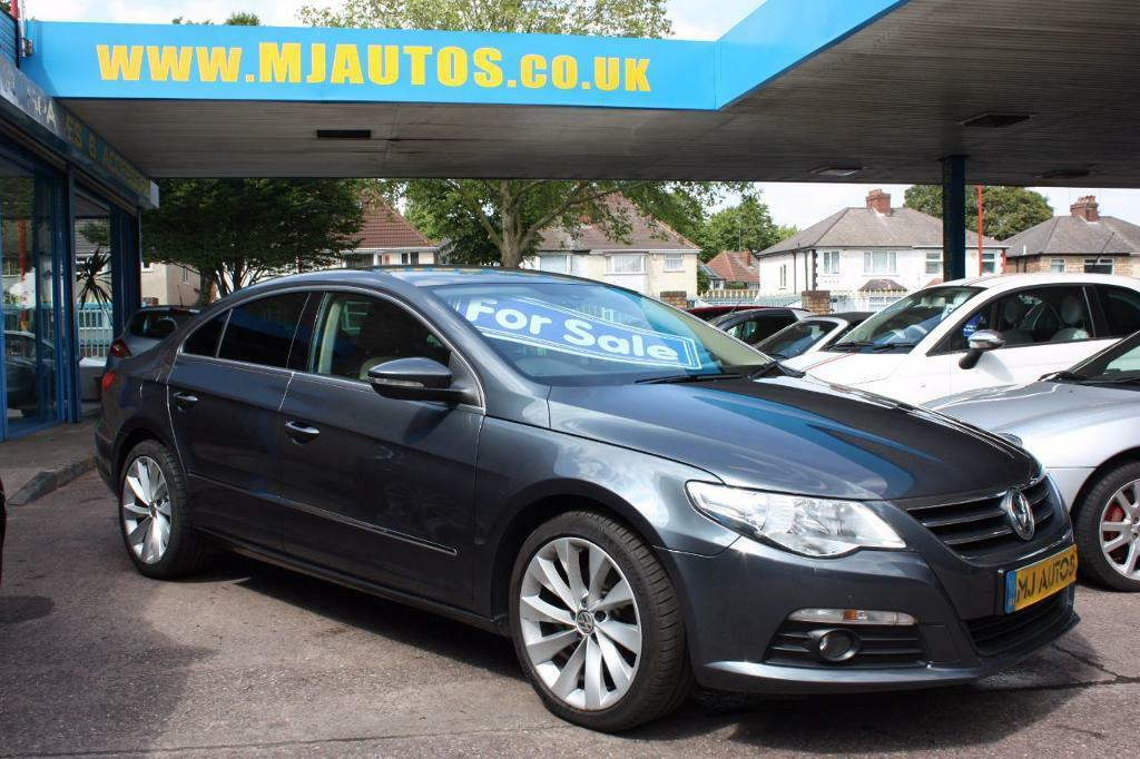 volkswagen passat cc 2 0 gt tdi bluemotion tech 170 4dr 5 seat grey 2011 in erdington. Black Bedroom Furniture Sets. Home Design Ideas