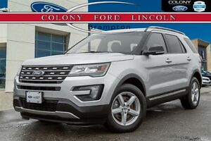 2016 Ford Explorer FORD CERTIFIED, LOW % RATES & EXTRA WARRANTY!