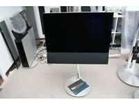 "Bang olufsen Beovision 6 26""LCD Tv . Motorised Stand and Beo4 Remote control"
