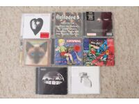 CDs x 8 Blink-182, The Offspring, Oasis and More