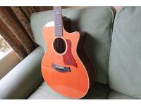 Taylor 514CE Electro Acoustic Guitar VGC