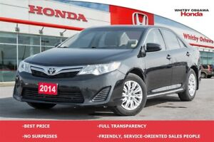 2014 Toyota Camry LE (AT)