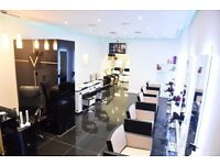 Hairdresser/Beautician/ Nail Technician Chair or Room to Rent