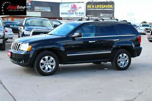 2010 Jeep Grand Cherokee Limited BACK UP CAMERA-LEATHER-SUNROOF