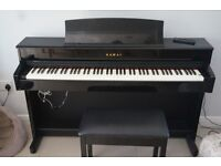 Kawai CS-4 Digital Piano - Polished Black