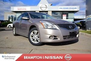 2012 Nissan Altima 2.5 SL  *Leather, Bose, Rear view monitor*