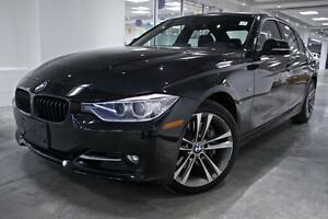 2012 BMW 3 Series 335i, SPORT PKG, NAV, ROOF, NO ACCIDENT, FULLY