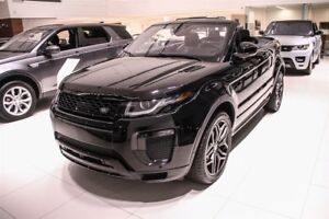 2017 Land Rover Range Rover Evoque CONVERTIBLE HSE DYNAMIC CERIT