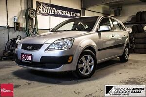 2009 Kia Rio Rio5 EX! A/C! HEATED SEATS!