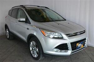 2013 Ford Escape SEL AWD, LEATHER, NAV, PWR SUNROOF, 4 NEW TIRES