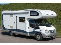 Hobby Siesta 600, LHD, 2009, 6 Berth, 6 Belted Seats, Ford Transit 2.2 140bhp, 39000 KM