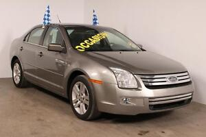 2009 Ford Fusion SEL Cuir  Mags