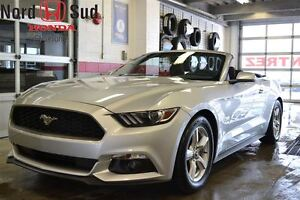2016 Ford Mustang *V6 3,7L**CONVERTIBLE*FULL EQUIP*BLUETOOTH*