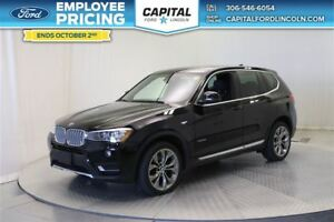 2017 BMW X3 xDrive28i AWD **New Arrival**
