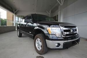2014 Ford F-150 XLT Crew 3.5L Ecoboost 4x4 Local one owner