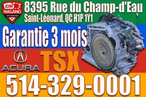 Transmission Automatique Acura TSX 2.4 2004 2005 2006 2007 2008, 04 05 06 07 08 Acura TSX Automatic Transmission Type-S