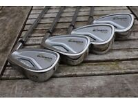 King Cobra SS Oversize Golf Irons - Half Set - Great Starter set