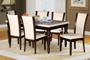 DINING ROOM FURNITURE AT A VERY REASONABLE PRICE (ID-246)