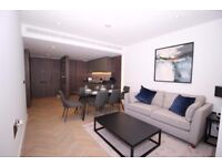 SPACIOUS AND MODERN 2B FLAT WITH DESIGNER FURNISHINGS IN BATTERSEA POWER STATION, BATTERSEA D31