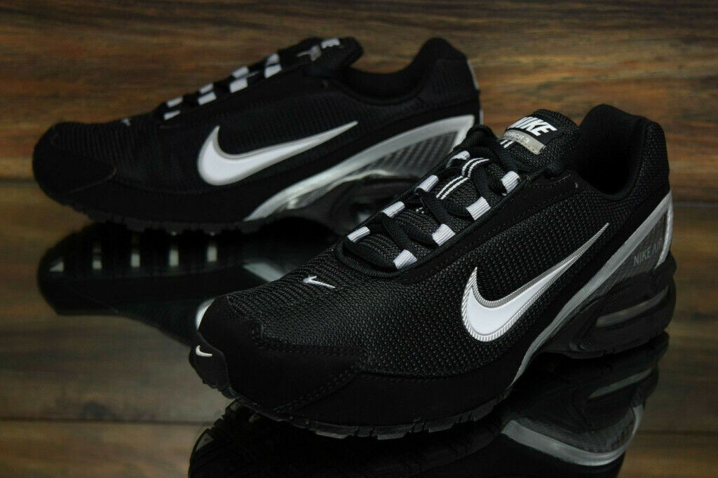hot sale online 38d47 b62f4 NIKE AIR MAX TORCH 3 MENS RUNNING SHOES TRAINERS BLACK WHITE 319116-011  SNEAKERS