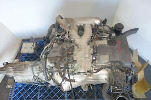 JDM Toyota Supra Aristo Soarer Chaser 2JZ-GE 3.0L N/A Engine Automatic Transmission ECU Harness NON-Turbo **Available**