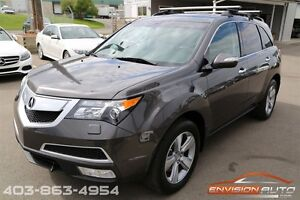 2011 Acura MDX Technology Package \ 1 OWNER \ SERVICE HISTORY