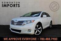 2010 Toyota VENZA V6 AWD | NAV | LEATHER | CERTIFIED ONLY 94 KMS
