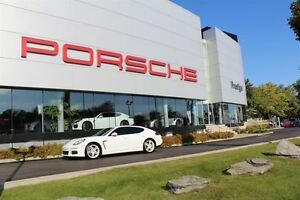 2014 Porsche Panamera 4 Pre-owned vehicle 2014 Porsche