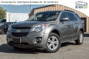 2011 Chevrolet Equinox AWD! MUST SEE! 4 CYL!