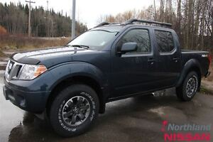 2015 Nissan Frontier PRO4X Leather/ Navigation/ Sunroof/ Box Lin Prince George British Columbia image 6