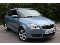 Skoda Fabia Level 2 16v 5dr **2 Lady Owners+Full S/History** (grey) 2008