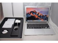 APPLE MACBOOK AIR 11 INCHES 1.3GHZ-4GBRAM-128SSD 2013 MODEL ALL BOXED PLEASE CALL 07707119599